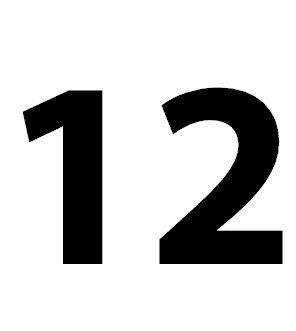 bedeutung zahl 12