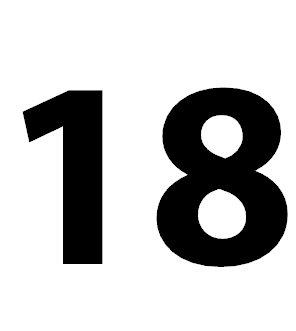 bedeutung zahl 18
