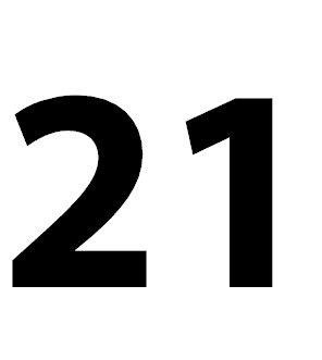 einundzwanzig französisch