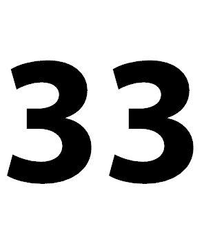 bedeutung zahl 33