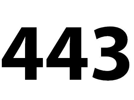 Zahl 443