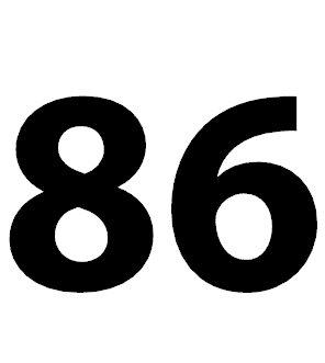 Zahl 86