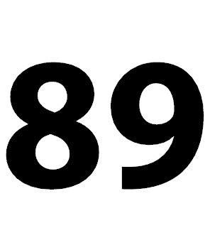 Zahl 89